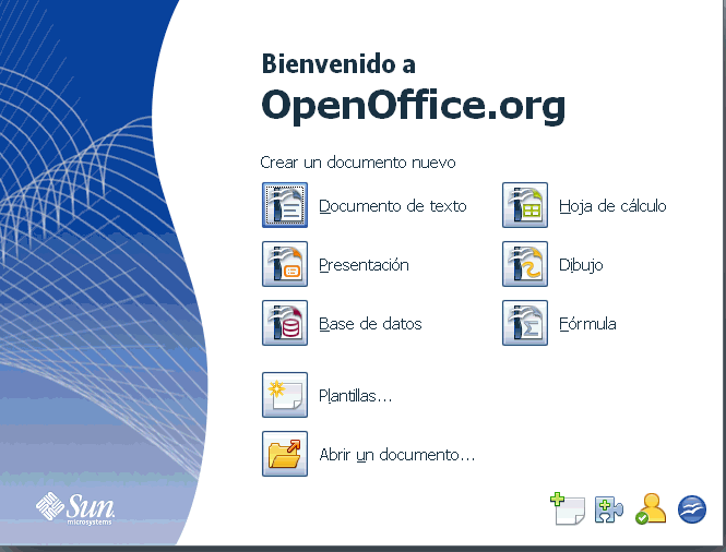 OpenOffice.org es una suite totalmente compatible con el popular