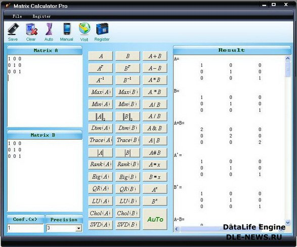 Luckhan Matrix Calculator Pro 5.0